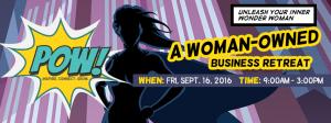 POW Women Owned Business Retreat Charlotte Stephanie Nelson SEO and Social Media Panelist
